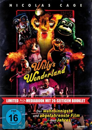 Willy's Wonderland (2021) (Limited Edition, Mediabook)