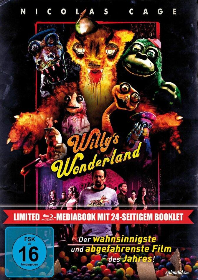 Willy's Wonderland (2021) (Limited Edition, Mediabook)