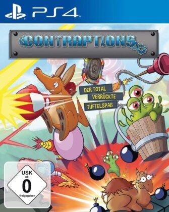 Contraptions - Der total verrückte Tüftelspaß