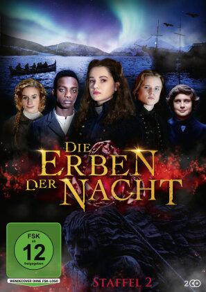 Die Erben der Nacht - Staffel 2 (2 DVDs)