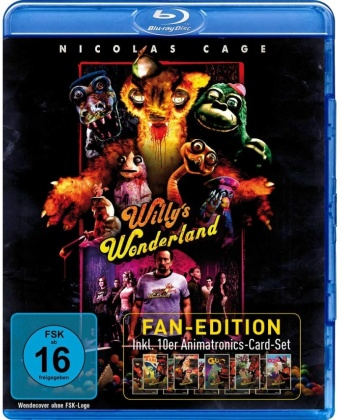 Willy's Wonderland (2021) (Fan Edition, Limited Edition)