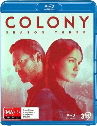 Colony - Season 3 (3 Blu-rays)