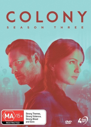 Colony - Season 3 (4 DVDs)