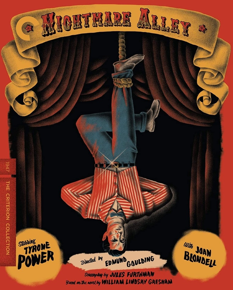 Nightmare Alley (1947) (n/b, Criterion Collection)