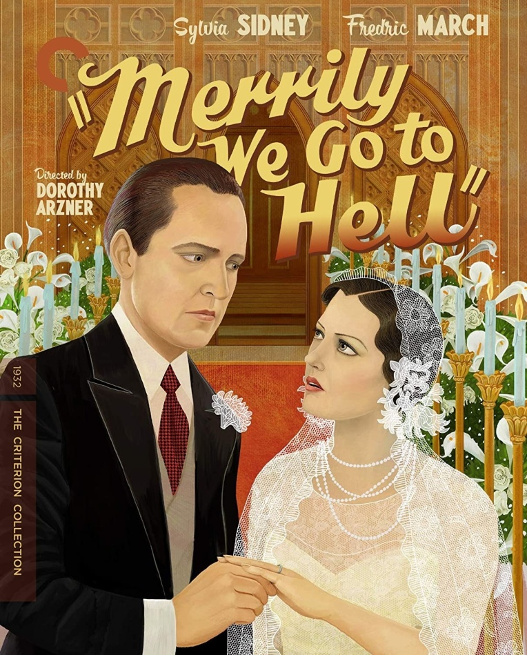 Merrily We Go to Hell (1932) (n/b, Criterion Collection)