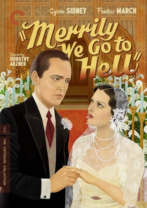 Merrily We Go To Hell (1932) (s/w, Criterion Collection)