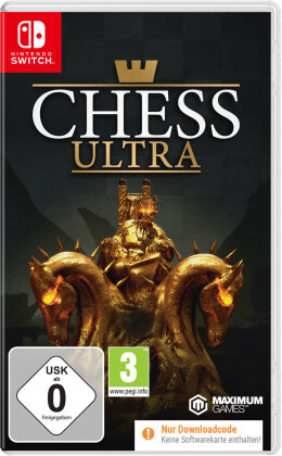 Chess Ultra - (Code in a Box)