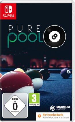 Pure Pool - (Code in a Box)
