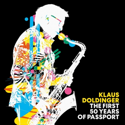 Passport & Klaus Doldinger - The First 50 Years of Passport (Deluxe Edition, Limited Edition, 2 CDs)