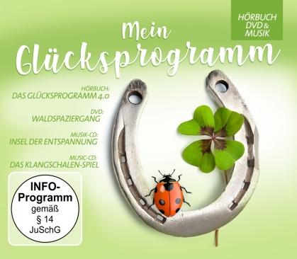 Mein Glücksprogramm (CD + DVD)