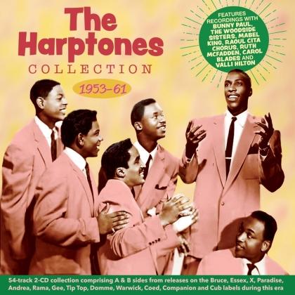 The Harptones - Harptones Collection 1953-61 (2 CDs)