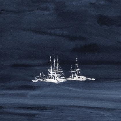Kauan - Ice Fleet (Deluxe Edition, LP)
