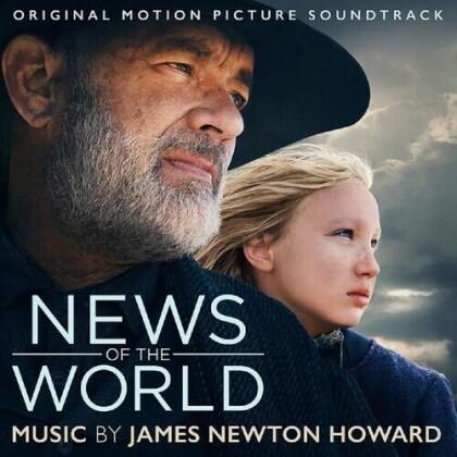 James Newton Howard - News Of The World (2021 Reissue, Japan Edition)