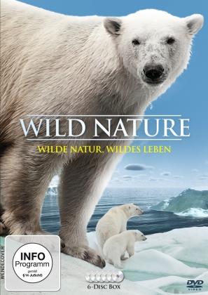 Wild Nature - Wilde Natur, wildes Leben (6 DVDs)