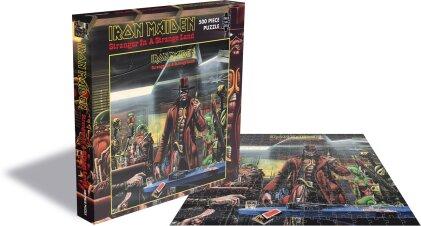 Iron Maiden - Stranger In A Strange Land (500 Piece Jigsaw Puzzle)