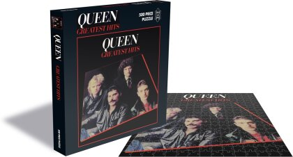 Queen - Greatest Hits (500 Piece Jigsaw Puzzle)