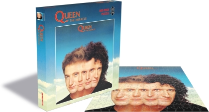Queen - The Miracle (500 Piece Jigsaw Puzzle)