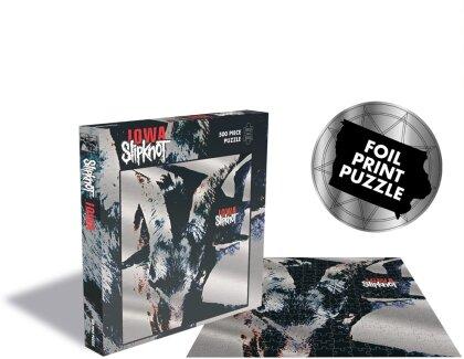Slipknot: Iowa - 500 Piece Foil Jigsaw Puzzle