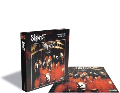 Slipknot: Slipknot - 500 Piece Jigsaw Puzzle