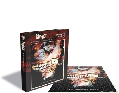 Slipknot: Vol 3 - The Subliminal Verses - 500 Piece Jigsaw Puzzle
