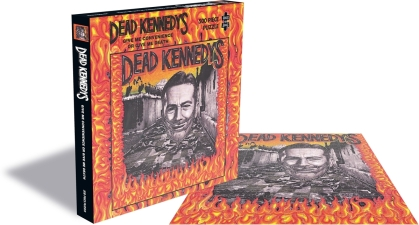 Dead Kennedys - Give Me Convenience Or Give Me Death (500 Piece Jigsaw Puzzle)