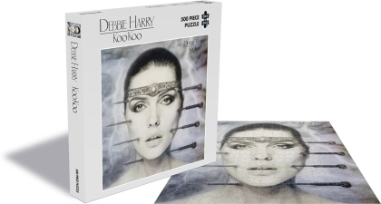 Debbie Harry - Kookoo (500 Piece Jigsaw Puzzle)