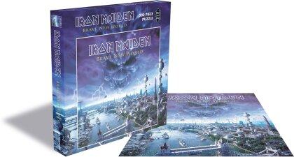 Iron Maiden - Brave New World (500 Piece Jigsaw Puzzle)