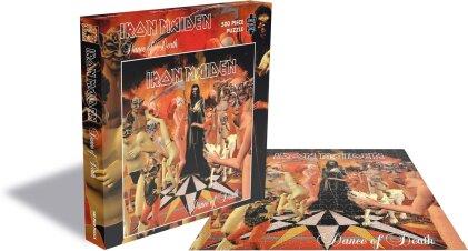 Iron Maiden - Dance Of Death (500 Piece Jigsaw Puzzle)