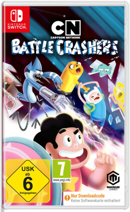 Cartoon Network - Battle Crashers (Code in a Box)