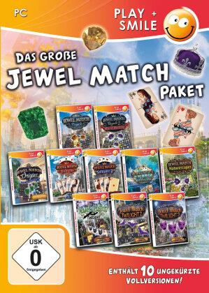Große Jewel-Match-Paket