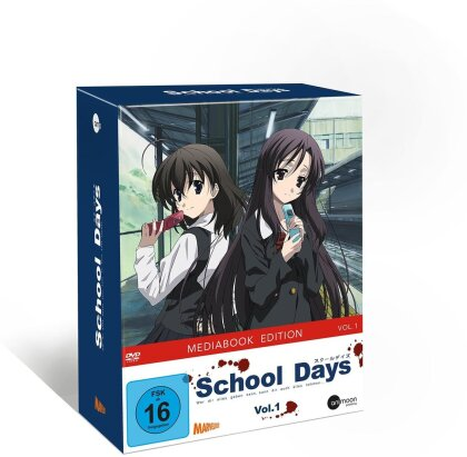 School Days - Vol. 1 (+ Sammelschuber, Limited Edition, Mediabook)