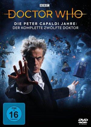 Doctor Who - Die Peter Capaldi Jahre - Der komplette 12. Doktor (21 DVDs)
