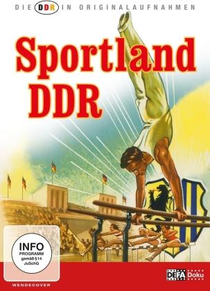 Sportland DDR (Die DDR in Originalaufnahmen, DEFA - Doku)