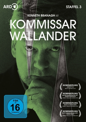 Kommissar Wallander - Staffel 3 (2 DVDs)
