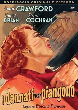I dannati non piangono (1950) (Doppiaggio Originale D'epoca, s/w)