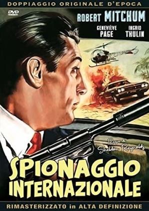 Spionaggio internazionale (1956) (Doppiaggio Originale D'epoca, HD-Remastered)