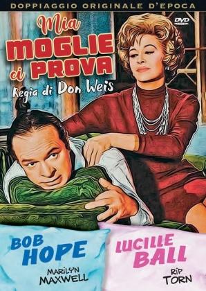 Mia moglie ci prova (1963) (Doppiaggio Originale D'epoca)