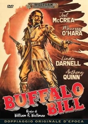 Buffalo Bill (1944) (Western Classic Collection, Doppiaggio Originale D'epoca)