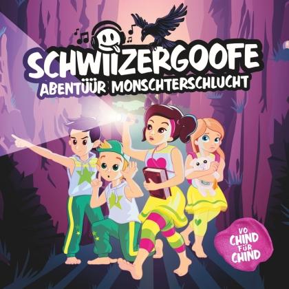 Schwiizergoofe - Abentüür Monschterschlucht (2 CD)