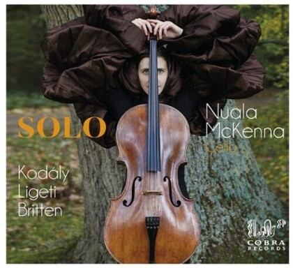 Zoltán Kodály (1882-1967), György Ligeti (1923-2006), Benjamin Britten (1913-1976) & Nuala Mckenna - Solo