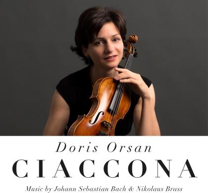 Johann Sebastian Bach (1685-1750), Nikolaus Brass & Doris Orsan - Ciaccona