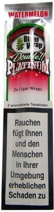 Blunt Wrap Watermelon - 2 Blunts in 1 Tube