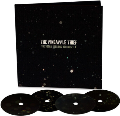 Pineapple Thief - Soord Sessions Vol 1-4 (Deluxe Edition, 4 CDs)