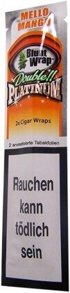 Blunt Wrap Mello Mango - 2 Blunts in 1 Tube