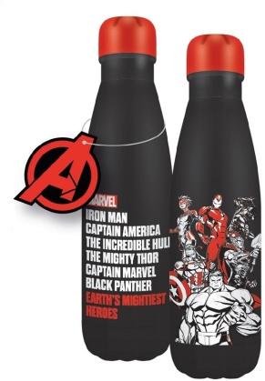 Marvel: Avengers - Water Bottle (Metal)