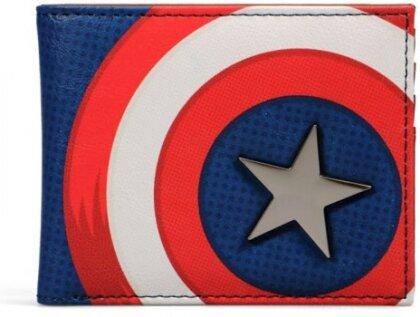 Marvel: Captain Americas Shield - Wallet