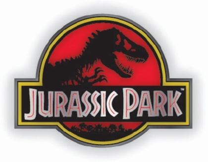 Jurassic Park - Pin Badge