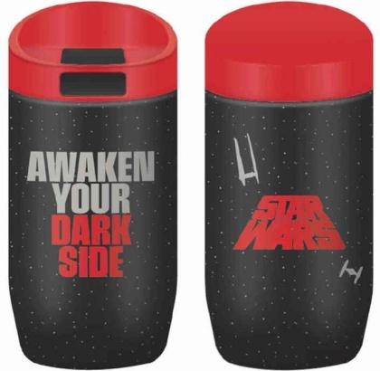 Star Wars: Awaken Your Dark Side - Metal Travel Mug