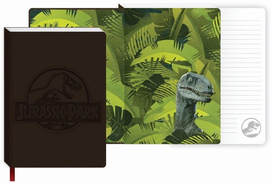 Jurassic Park: Velociraptor - A5 Notebook (PU Covered)
