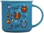 Jurassic Park: Mr. DNA - Shaped Mug (Enamel)